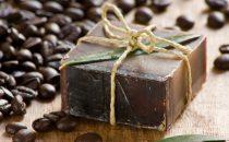 جربي صابون القهوة لبشرة مشدودة وخالية من السيلوليت