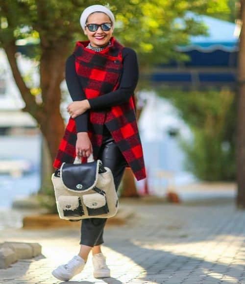 أزياء محجبات 2017