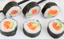 طريقة عمل السوشي الياباني