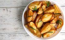 وصفة البطاطس المقرمشة في الفرن