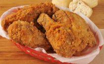 وصفة الدجاج المقرمش الحار