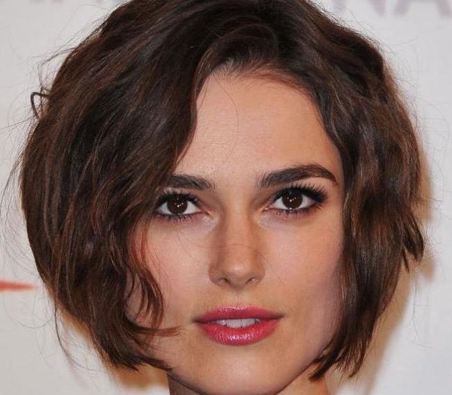 تسريحات الشعر القصير