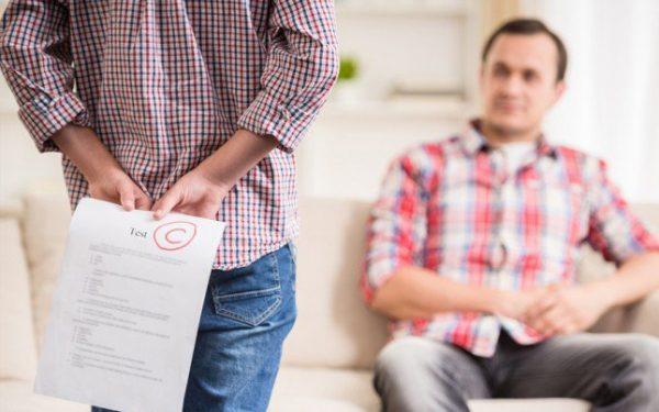 طريقة ايجابية للتعامل مع نتائج اختبارات الطفل