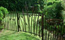 بالصور: تصاميم أنيقة لسياج المنزل