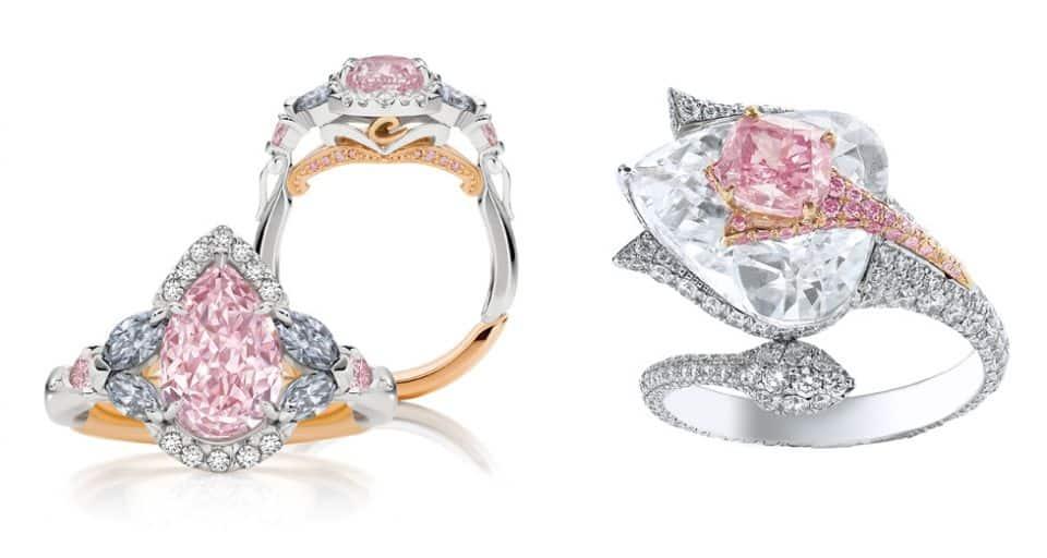 خواتم الماس