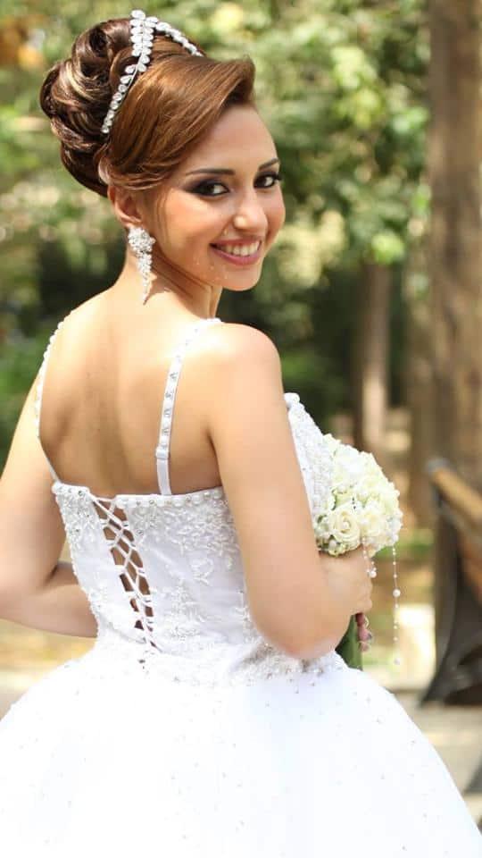 أكسسوارات شعر للعرائس 2017