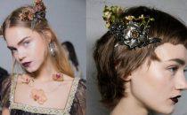 أكسسوارات الشعر تسيطر على لوك النجوم في 2017