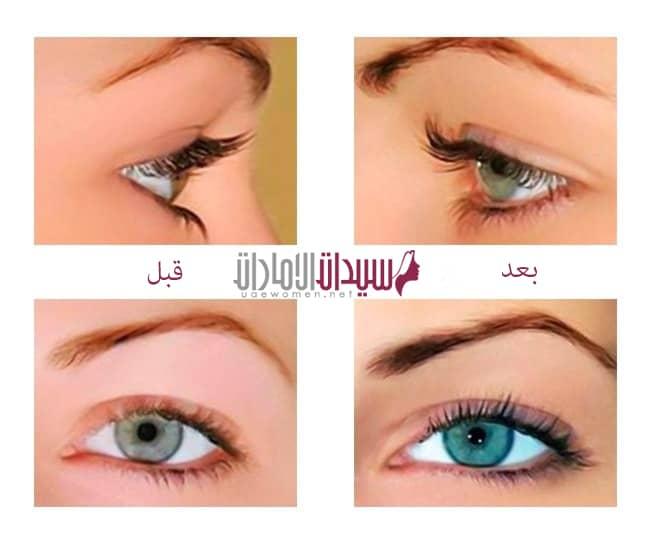 نصائح لمكياج العيون
