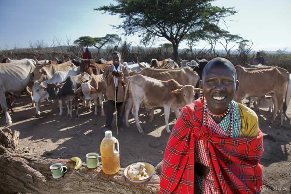 ثقافة الطعام حول العالم