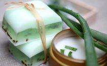 كيفية صنع صابون طبيعي بالصبار والعسل