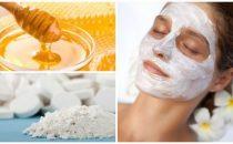 مزيج الأسبرين والعسل للحفاظ على جمال وجهك