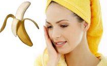 قناع الموز للعناية بالبشرة