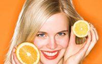 أقنعة البرتقال الطبيعية لتجديد شباب البشرة