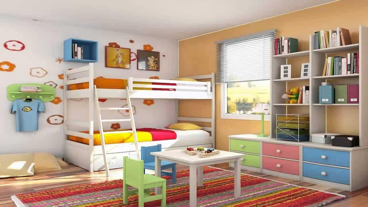 تعرفي على أجمل تصاميم غرف النوم المشتركة للأطفال | مجلة سيدات الامارات
