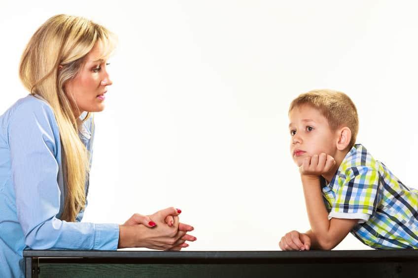 علاج الطفل العنيد