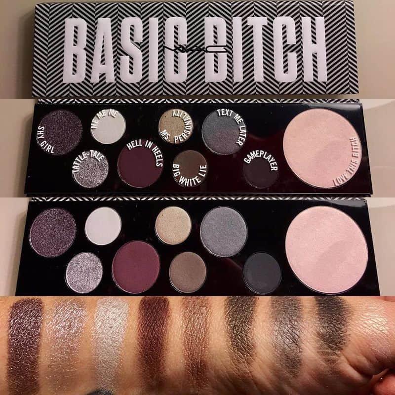 ظلال عيون Basic Bitch