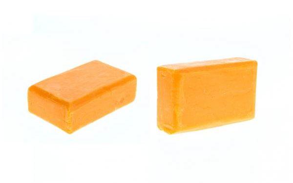 كيف نصنع صابون الجزر في المنزل؟