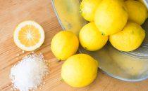 فوائد ملح الليمون الصحية و الجمالية
