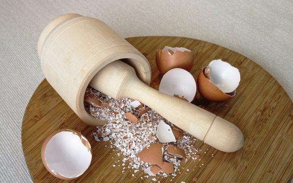 علاجات طبيعية باستخدام قشور البيض