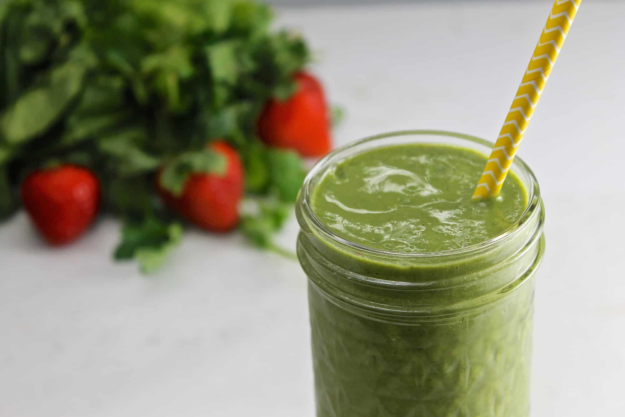 وصفة سهلة لتحضير مشروب الديتوكس الأخضر