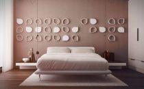غرف نوم بألوان تجلب الطاقة الايجابية