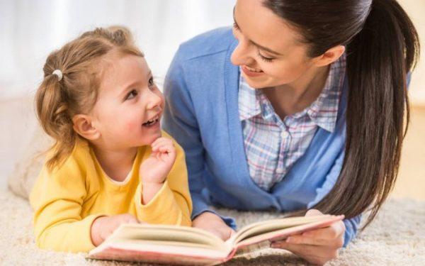 نصائح لتنمية مهارات الطفل اللغوية