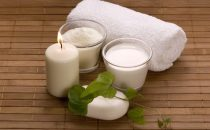 جربي صابون الحليب لبشرة ناعمة وجذابة