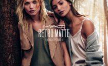 تعرفي على مجموعة  Retro Matte Liquid الجديدة من Mac