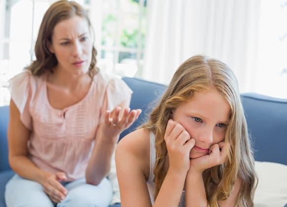 ماهو تأثير الصرامة الشديدة على سلوك الأطفال؟