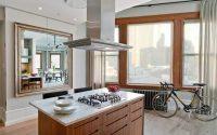 أفكار ديكور مميزة لاستخدام المرايا في المطبخ بالصور