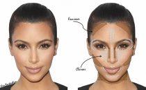 بالخطوات: كونتورنينغ يناسب كل أشكال الوجه