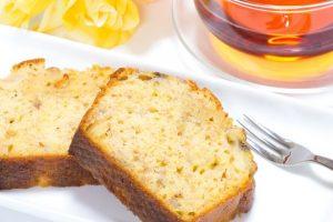 كيكة البرتقال واللبن اللذيذة