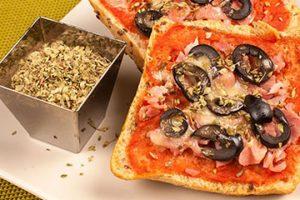 أسرع بيتزا يمكنك تجهيزها في دقائق