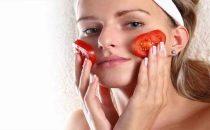 الطماطم للتمتع ببشرة صافية