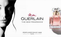 النجمة أنجلينا جولي الوجه الإعلامي لعطر Guerlain الجديد