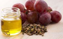 قناع الزيت و العنب للعناية بالبشرة