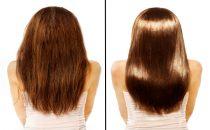 خلطة للتخلص من الشعر التالف والمتقصف