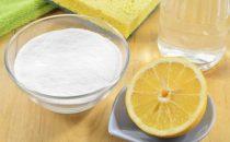 قناع بيكربونات الصوديوم للبشرة الدهنية