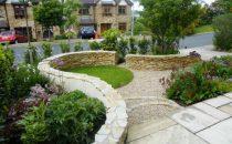 ديكورات الحدائق المنزلية لجلسات طبيعية رائعة