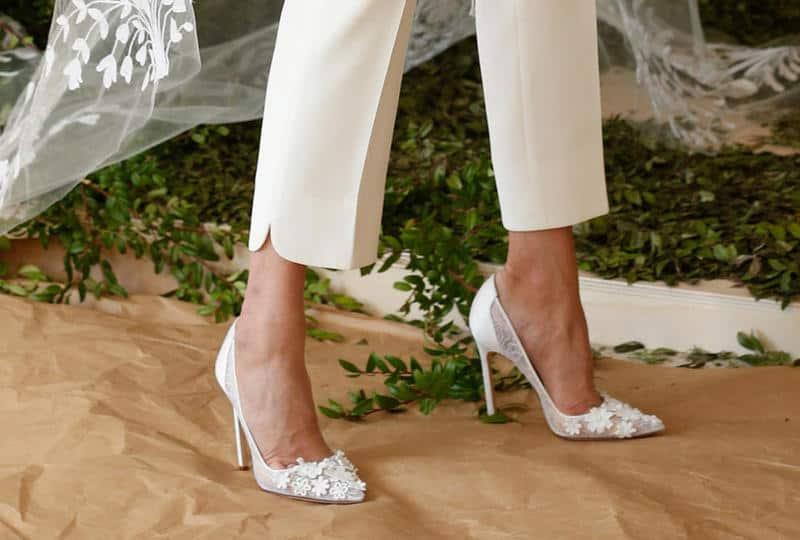 أحذية للعروس