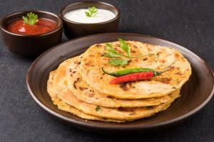 خطوات تجهيز الخبز الهندي