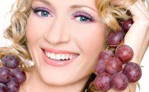 قناع زيت العنب لبشرة صحية