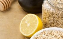 قناع الليمون والشوفان للعناية بالبشرة