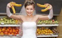 اتبعي هذا الريجيم السريع للتخلص من الوزن الزائد قبل موعد زفافك بشهر
