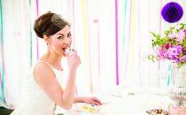 لا تتناولي هذه الأطعمة في يوم الزفاف