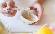 أقنعة الليمون للعناية بالبشرة
