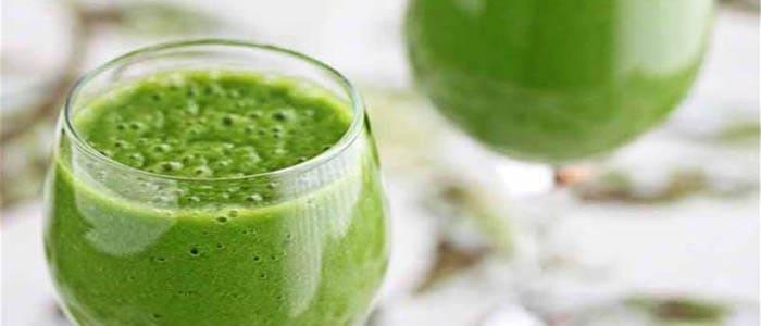 وصفة المشروب الأخضر الشهيرة لتقليل الوزن