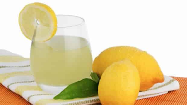 الليمون لإنقاص الوزن