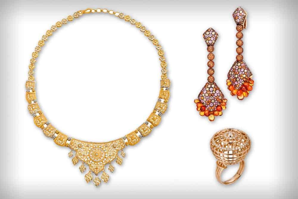 مجوهرات الأرابيسك