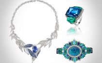 مجوهرات الياقوت الأزرق..سحر خاص هذا الصيف